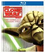 Star Wars: The Clone Wars - The Complete Season Two (Blu-Ray) at Kmart.com