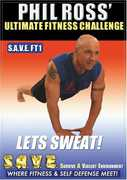 Phil Ross: Ultimate Fitness Challenge - Let's Sweat with Phil Ross (DVD) at Kmart.com