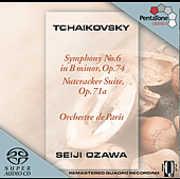 Symphony 6 B Minor / Nutcracker Suite (SACD-Hybrid) at Kmart.com