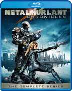 Metal Hurlant Chronicles: The Complete Series (3PC)
