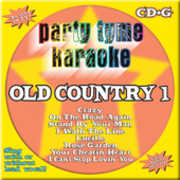 Party Tyme Karaoke: Old Country /  Various , Various Artists