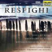 Respighi: Pines of Rome; Fountains of Rome; Metamorphoseon Modi XII (CD) at Kmart.com
