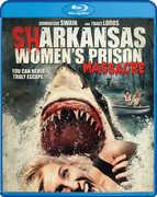 Sharkansas Women's Prison Massacre , Dominique Swain