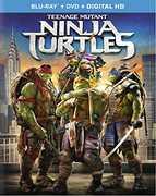 Teenage Mutant Ninja Turtles (2014) (Blu-Ray + DVD) at Kmart.com