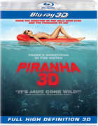 Piranha 3D (3-D BluRay) at Kmart.com
