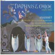 Daphnis Et Chloe (Complete Ballet)