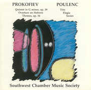 Prokofiev, Poulenc: Chamber Music (CD) at Kmart.com