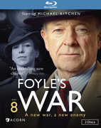Foyle's War: Set 8 , Honeysuckle Weeks