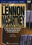 Best of Lennon & McCartney for Bass Guitar , Bob Efford