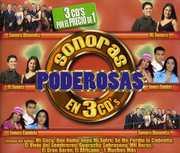 Sonoras Poderosas en 3 CDS / Various (CD) at Kmart.com