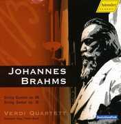 Johannes Brahms: String Quintet Op. 88; String Sextet Op. 36 (CD) at Sears.com