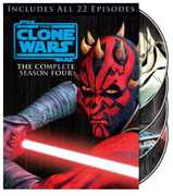 Star Wars: The Clone Wars - The Complete Season Four (DVD) at Kmart.com