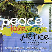 Peace Love Unity & Justice 1 / Various (CD) at Sears.com
