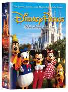 Disney Parks: The Secrets, Stories, and Magic Behind the Scenes (DVD) at Sears.com
