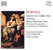 Purcell: Ode for St. Cecilia's Day; Te Deum; Raise, Raise the Voice (CD) at Kmart.com
