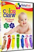 BabyFirst: Color Crew - All About Colors (DVD) at Sears.com