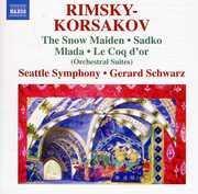Orchestral Suites: Snow Maiden (CD) at Kmart.com