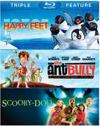 Happy Feet/The Ant Bully/Scooby-Doo: The Movie (Blu-Ray) at Kmart.com