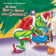 Dr Seuss How the Grinch Stole Christmas / O.S.T. (CD) at Sears.com