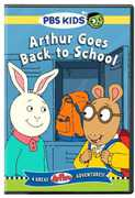 Arthur Goes Back to School (DVD) at Kmart.com
