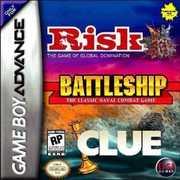 Risk/ Battleship/ Clue