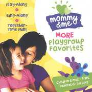 Mommy & Me: More Playgroup Favorites / Various (CD) at Kmart.com