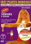 Easy Pilates Exercises: Sitting & Standing Pilates Exercises with Sunshine (DVD) at Kmart.com