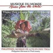 Philippines: Lute Music of Tboli (CD) at Sears.com