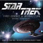 STAR TREK: FIRST CONTACT & INSURRECTION / O.S.T. (CD) at Kmart.com