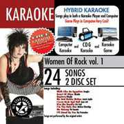 Karaoke: Women of Rock /  Various , Various Artists