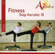 AYURVITAL FITNESS STEP AEROBIC III (CD) at Sears.com