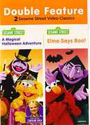 Sesame Street: Magical Halloween / Elmo Says Boo (DVD) at Kmart.com