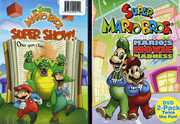 Super Mario Bros.: Mario's Movie Madness/Super Mario Bros. Super Show!: Once Upon a Koopa (DVD) at Kmart.com