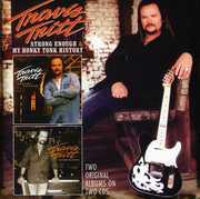 Strong Enough / My Honky Tonk History (CD) at Kmart.com