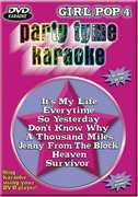 Party Tyme Karaoke: Girl Pop 4 / Various (DVD) at Sears.com