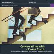 Conversations With a Career Coach. Job Search Strategies & Motivation for Every Job Seeker...from Entry Level to Executive (CD) at Sears.com