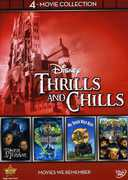 Disney Thrills and Chills: 4-Movie Collection (DVD) at Kmart.com
