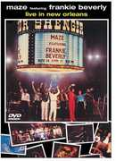 Maze Featuring Beverley Frankie: Live In New Orleans (DVD) at Sears.com