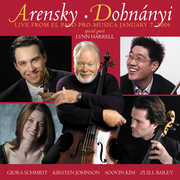 Arensky, Dohyn?nyi: Live from El Paso Pro-Musica January 7 2006 (CD) at Sears.com