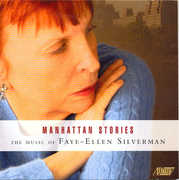 Manhattan Stories: The Music of Faye-Ellen Silverman (CD) at Kmart.com