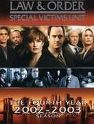Law & Order: Special Victims Unit - The Fourth Year (DVD) at Sears.com