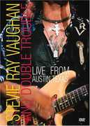 Live from Austin, Texas: Stevie Ray Vaughan and Double Trouble (DVD) at Kmart.com