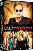 CSI: Miami: The Tenth and Final Season (DVD) at Sears.com