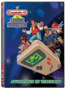 Captain N & Super Mario World: Adventures in Video (DVD) at Kmart.com