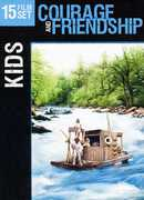 Kids 15 Film Set: Courage and Friendship (DVD) at Sears.com