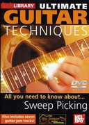 ULTIMATE GUITAR TECHNIQUES: SWEEP PICKING (DVD) at Sears.com