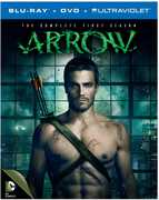 Arrow: Complete First Season , Ben Browder