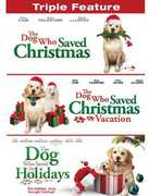 Dog Who Saved Christmas/The Dog Who Saved Christmas Vacation/The Dog Who Saved the Holidays (DVD) at Kmart.com