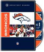 NFL GREATEST GAMES: DENVER BRONCOS GREATEST GAMES (DVD) at Kmart.com