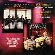 Doc & Boys & Live & Pickin , Doc Watson